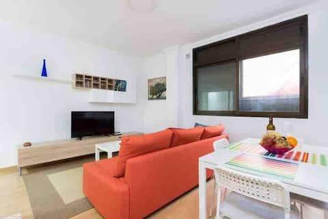 Apartamento Lagunero Acogedor II