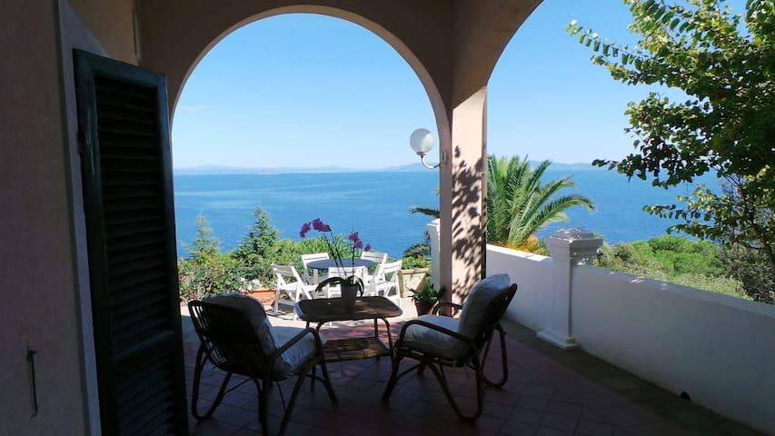 Vacanza relax Isola d'Elba II - Rio Marina - Wohnung