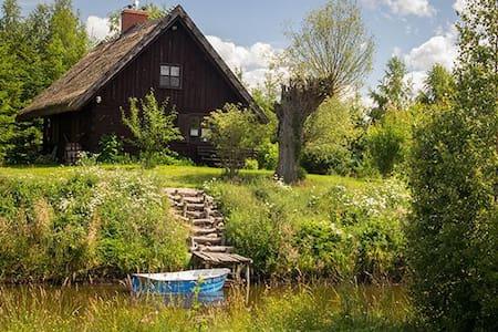 Chłopska chata - Bauernhütte - Sumin - Casa