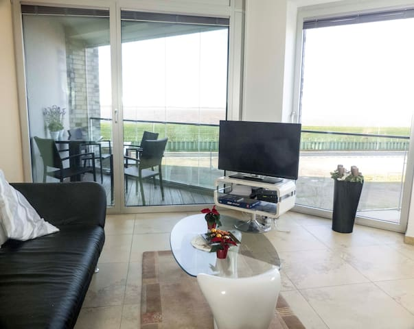 Exclusive Apartment at the sea - Bremerhaven - Apartment