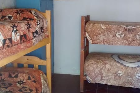 Eco Hostel en Valle Fertil - Bed & Breakfast