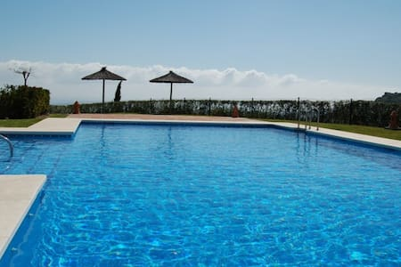 Beach and golf apartment, Marbella