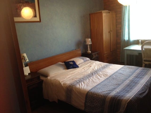 2 Cosy bedrooms in Hills house (Avail. Separately) - Parkerville - Bed & Breakfast