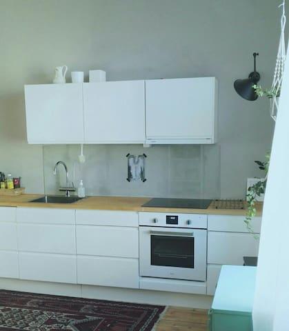 Spacious (110m2)  apartment with sauna - Turku - Apartment