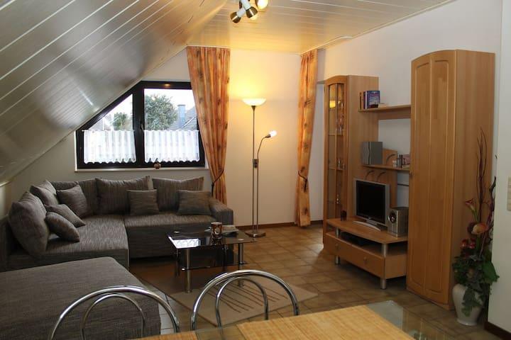 Oberhausener Ferienwohnung