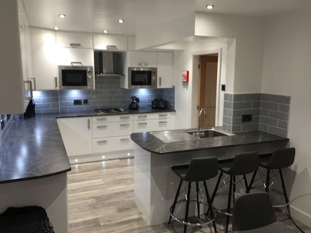 En-suite Double Bedroom in Lancaster