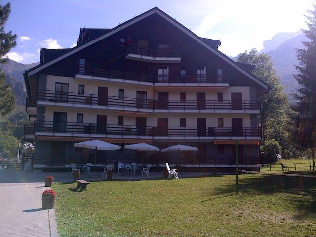 Limone Piemonte splendida posizione - Limone - Apartment
