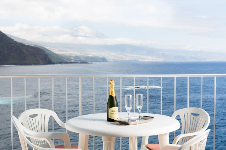 STUNNING OCEAN VIEWS AT TENERIFE - Tacoronte - Appartamento