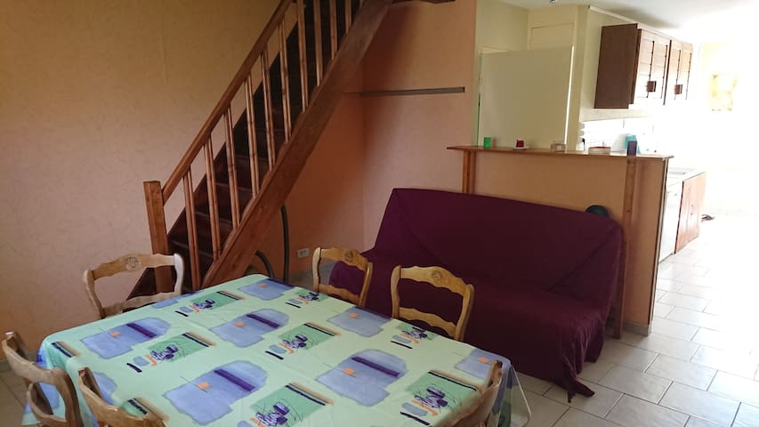 Appartement au calme 10 couchages