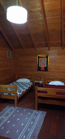 Buddha Room (upstairs)