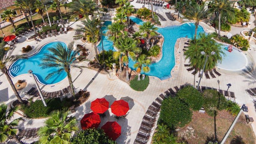 Elegant 4bd, close to resort facilities (177)