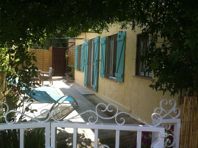 Charming Old cottage near Grasse - Le Bar-sur-Loup - House