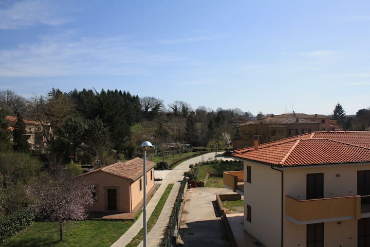 Apartment between the Etruscans - San Quirico - Leilighet