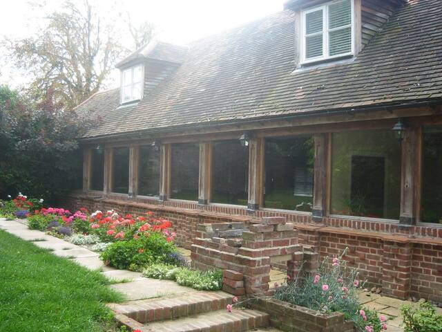 The Cloisters, Fyfield Manor - Oxfordshire - Haus
