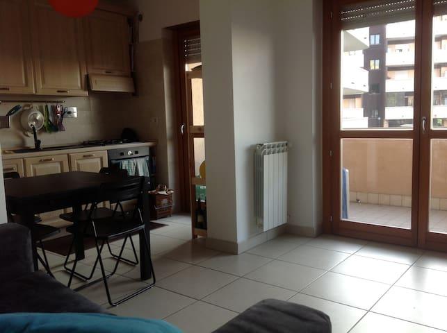 Mini flat in East Rome