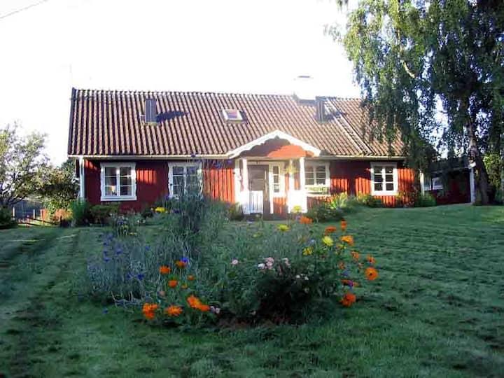House in idyllic rural village