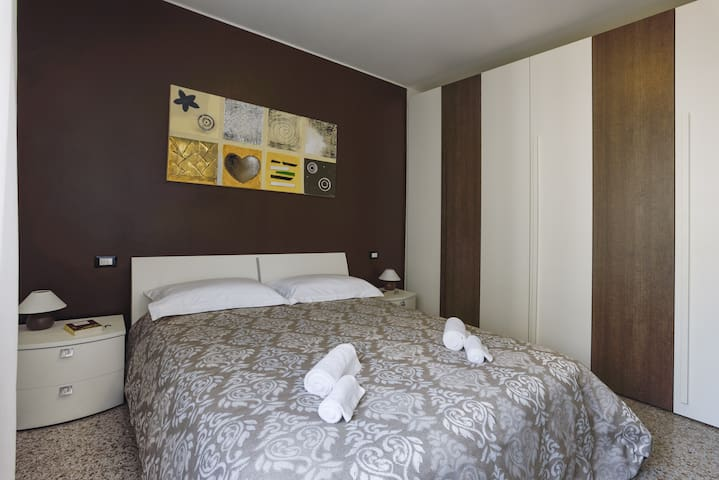 Cozy apartment - design and confort in Treviso!