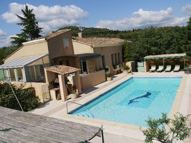 Location Parc Régional LUBERON   - Gargas - House