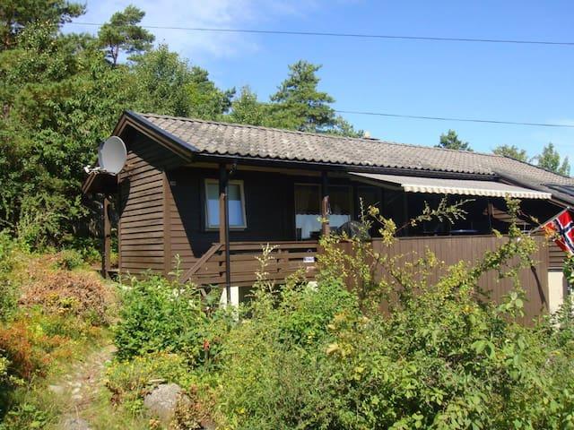 Havre de paix en Norvège - Larvik - House
