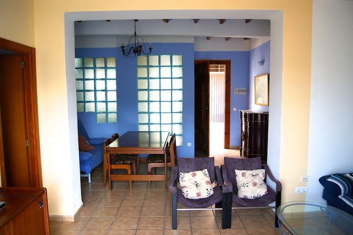 Cottage in the mountains of Spain. - Vall de Almonacid - Apartament