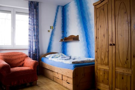 Large private room for 2 -3 persons - Stuttgart - Daire
