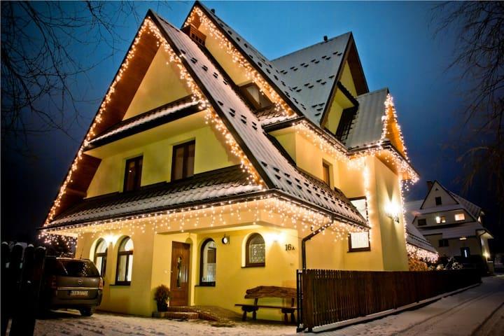 Willa Anda - pokój dla 2 osób - Zakopane - Villa