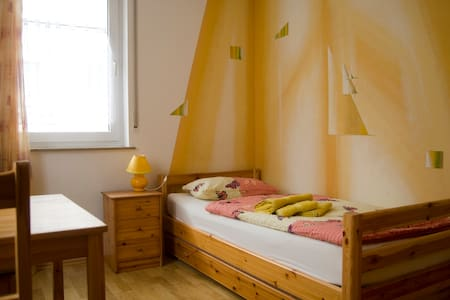 Nice single room  - Stuttgart - Apartment