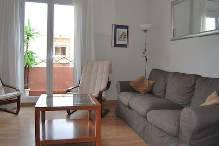 3B/room Penthouse & private terrace - Barcelona - Apartment
