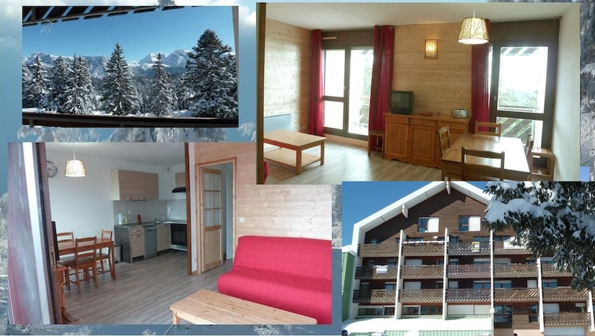 Appartement spacieux Chamrousse