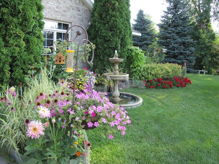Beautiful Home / Beautiful Garden