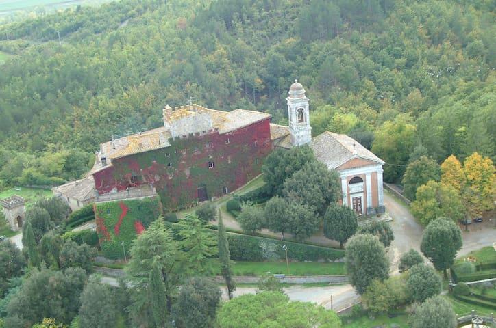 bookwedo San Galgano Frosini Apartm - Toscana - Lägenhet