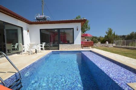 Villa Algı - Kalkan Belediyesi