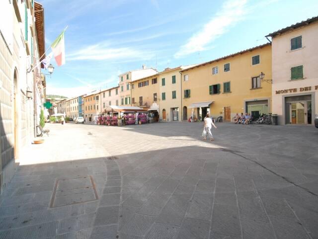 Apartament in Gaiole in Chianti ID 3495