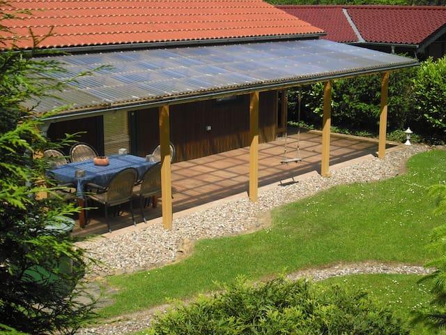 Gemütliches Holzhaus im Extertal - Extertal - House