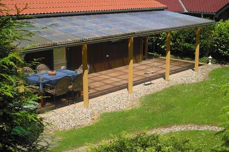Gemütliches Holzhaus im Extertal - Casa