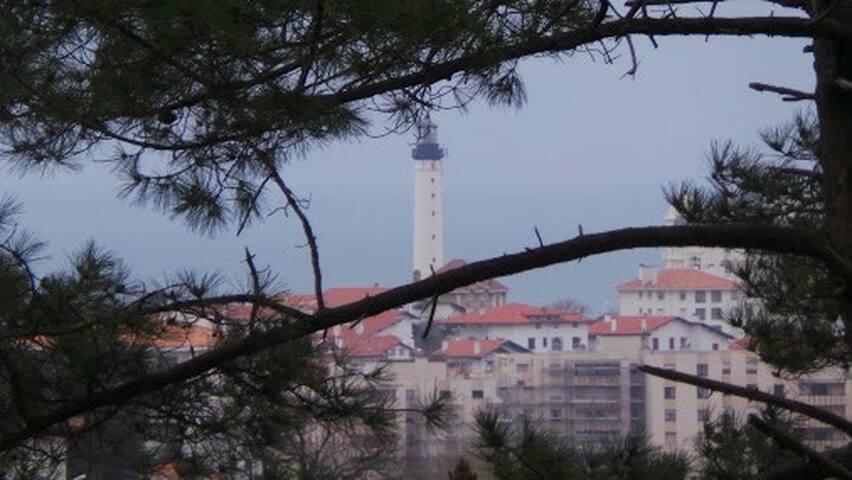 Apartment with Sea & Mountain Views - Biarritz - Apartment
