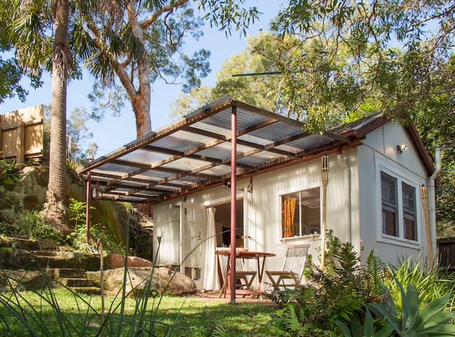 Bonnie Vale Studio - be mesmerised by the view! - Bundeena - Cabin