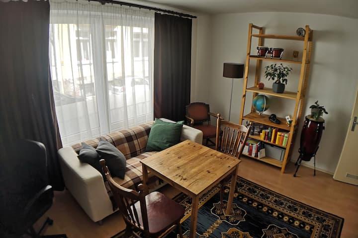 2-Zimmer-Wohnung mit Balkon im Herzen von Münster