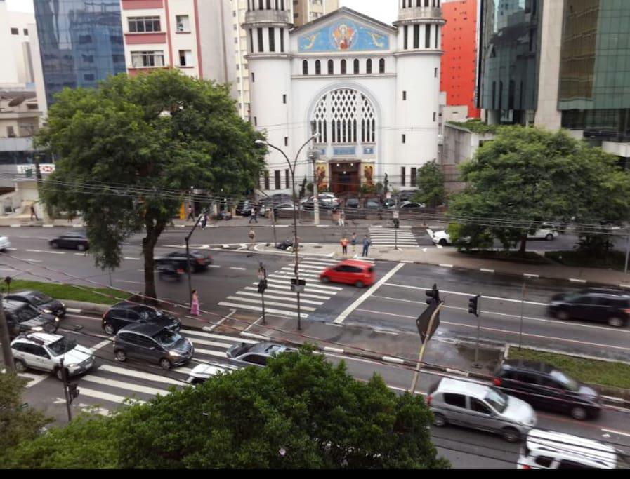 View Paulista Mall