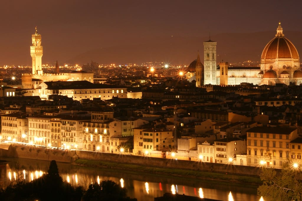 Florence in 1 hour
