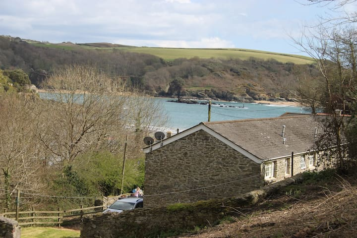 Holiday Cottage 1 at Salcombe Beach - Salcombe - บ้าน
