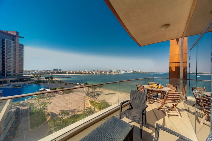 Panoramic Sea View | Private Beach |  bnbmehomes