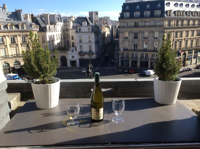 CHARMING FLAT FOR PARIS LOVERS!!! - Paris - Apartment