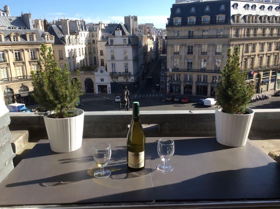 Appartement de charme proche louvre appartements louer paris le de fr - Appartement a renover ile de france ...
