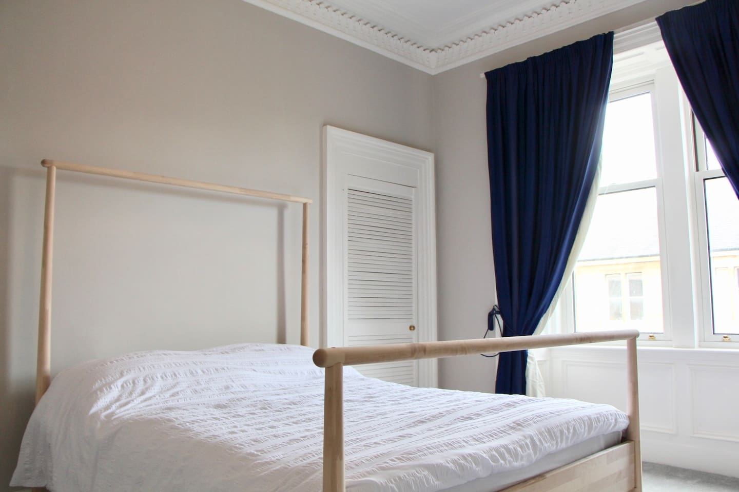 Newly Refurbished 2Bed Flat/Stockbridge (Sleeps 4)