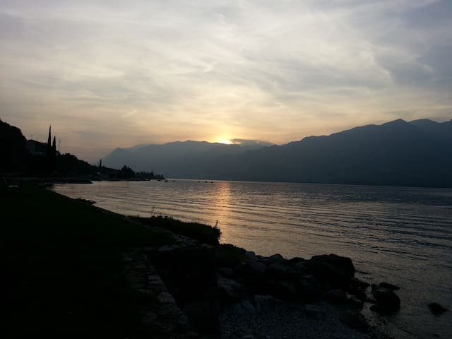 kite and windsurf lago di garda - Navene - Bed & Breakfast