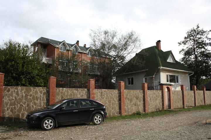 семейная гостиница  - Tuapsinskiy - Huis
