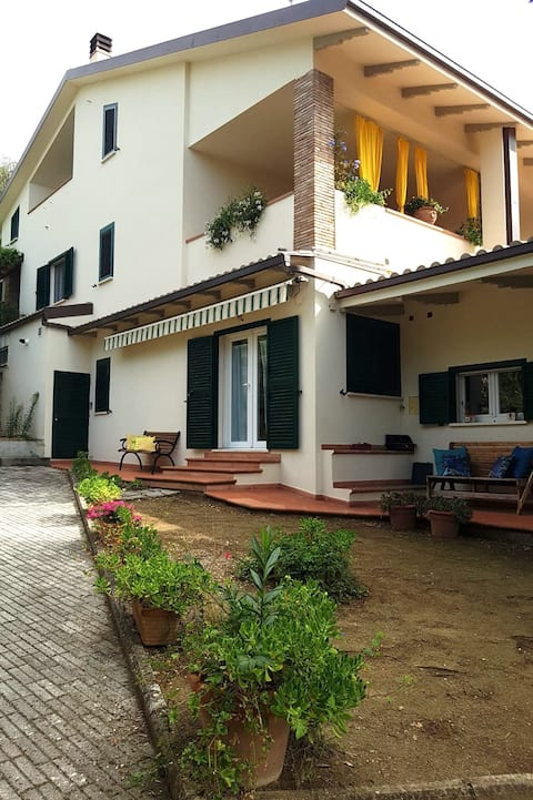 Casa nel verde di Corciano