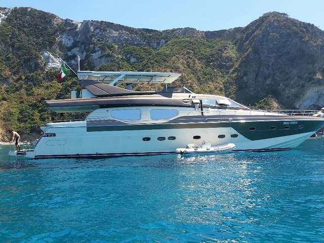 Wonderfull Yacht available  for B&B - Fiumicino - Boat