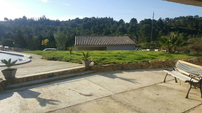 Gîte calme au cœur des Corbières - Montséret - Andre